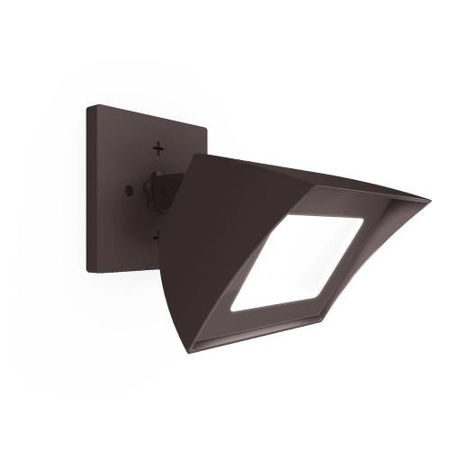 WAC Lighting WP-LED354 Endurance Pro-54W 1 LED Flood Light in Contemporary Style-6 Inches Wide by 4.88 Inches High