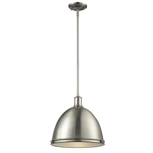 Z-Lite 710P13-BN Mason - One Light Pendant