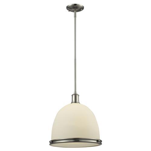 Z-Lite 714P13-BN Mason - One Light Pendant
