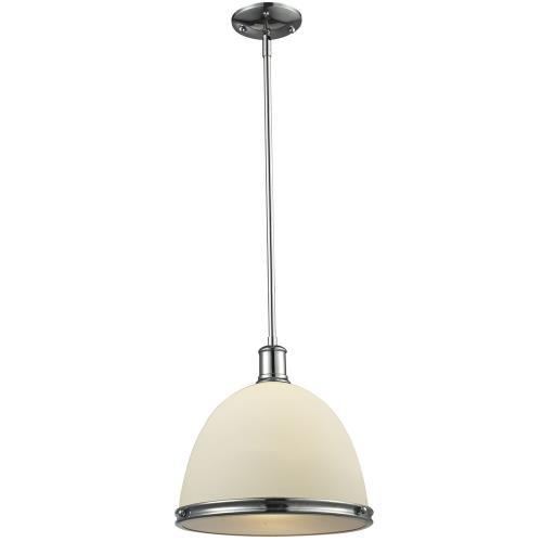 Z-Lite 715P13-CH Mason - One Light Pendant