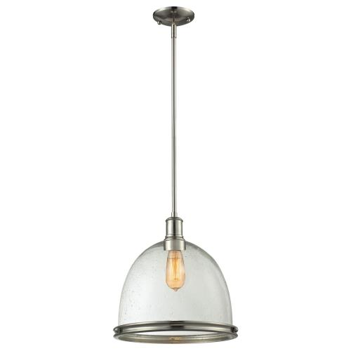Z-Lite 718P13-BN Mason - One Light Pendant