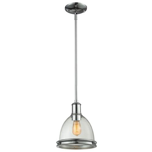 Z-Lite 719MP-CH Mason - 1 Light Mini Pendant