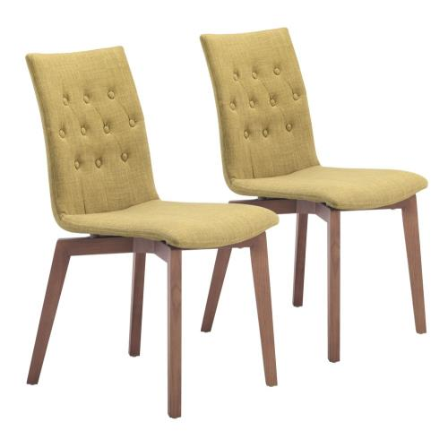 Zuo Modern 100BR Orebro - 35.4 Inch Dining Chair Orebro - 35.4 Inch Dining Chair (Set Of 2)