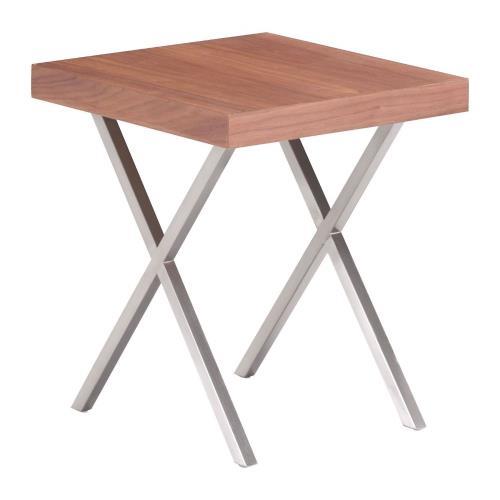 Zuo Modern 100089 Renmen - 18 Inch Side Table