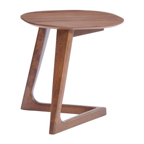 Zuo Modern 100098 Park West - 19.7 Inch Side Table