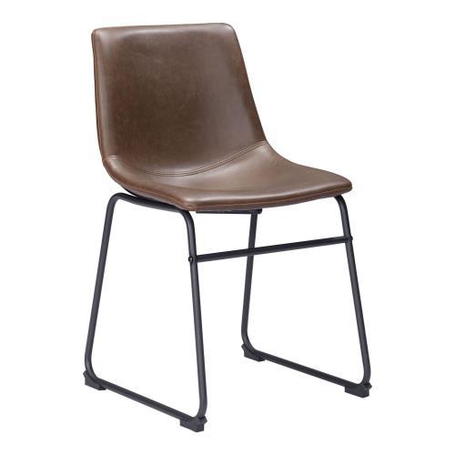 Zuo Modern 100505 Smart - 30.7 Inch Dining Chair