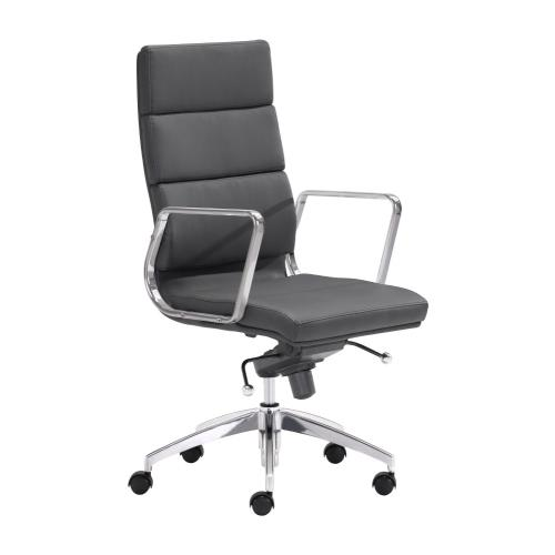 Zuo Modern 2058HB Engineer - 42 Inch High Back Office Chair