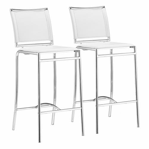 Zuo Modern 301S Soar - 37.5 Inch Bar Chair Soar - 37.5 Inch Bar Chair (Set Of 2)