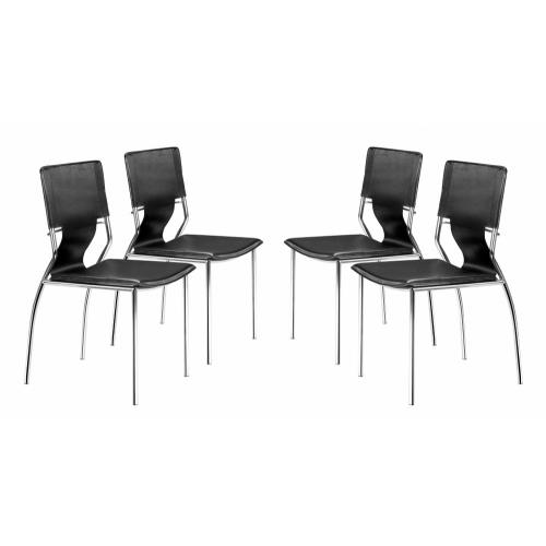 "Zuo Modern 404T Trafico - 33"" Dining Chair"