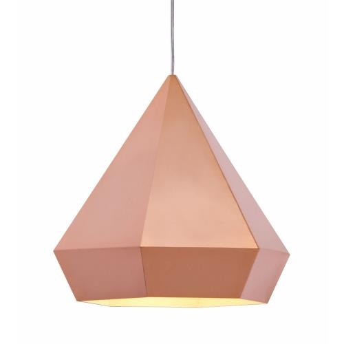 Zuo Modern 501-FOR Forecast - One Light Pendant
