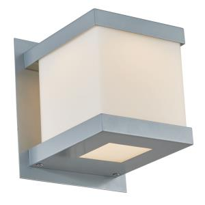 """Step - 5.7"""" 10W 1 LED Outdoor Marine Grade Wall Mount"""