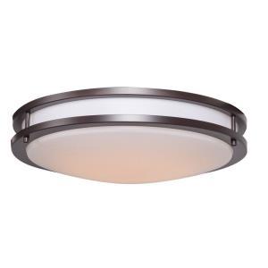 Solero - Three Light Flush Mount