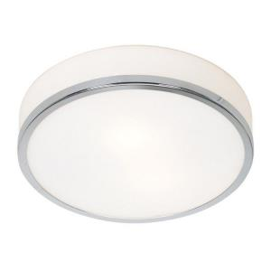 Aero-- One Light Flush Mount