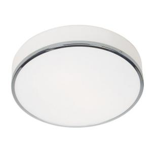 Aero-- Two Light Flush Mount