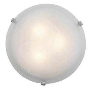 Mona - Two Light Flush Mount