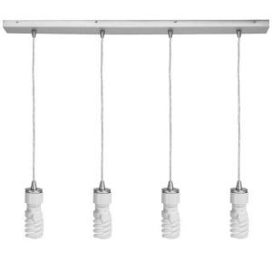 Quada - Four Light Bar Pendant Assembly