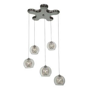 Aeria - Five Light Pendant