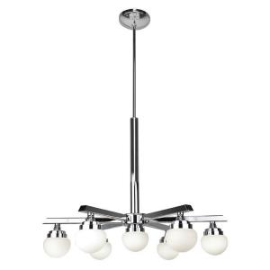 "Classic - 25.5"" 42W 7 LED Chandelier"