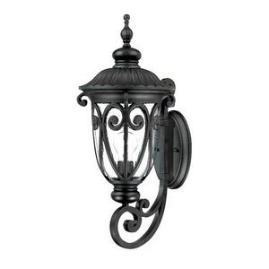 Naples - One Light Outdoor Wall Mount