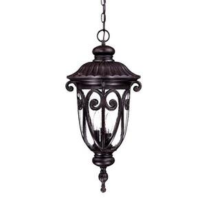 Naples - Three Light Outdoor Hanging Lantern