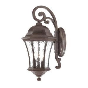 Waverly - Three Light Outdoor Wall Mount