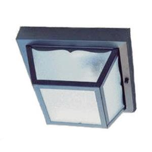 Builders Choice - One Light Outdoor Flush Mount