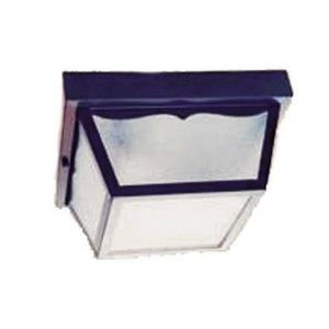 Builders Choice - Two Light Outdoor Flush Mount