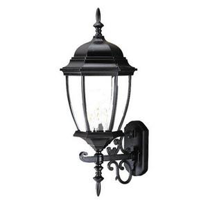 Wexford - Three Light Outdoor Wall Mount