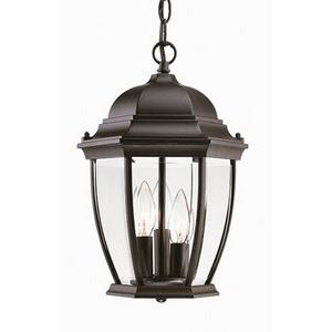Wexford - Three Light Outdoor Hanging Lantern