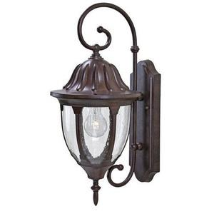 Suffolk - One Light Outdoor Wall Mount