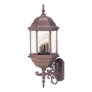 Madison - Three Light Outdoor Wall Mount