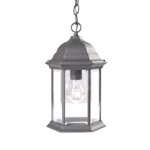 Madison - One Light Outdoor Hanging Lantern