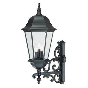 Richmond - Three Light Outdoor Wall Mount