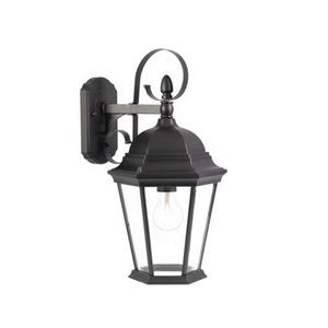 New Orleans - One Light Outdoor Wall Mount