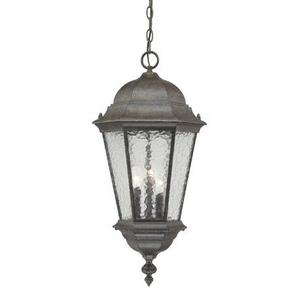 Telfair - Three Light Outdoor Hanging Lantern