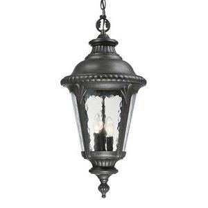 Surrey - Three Light Outdoor Hanging Lantern