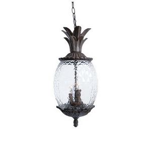 Lanai - Three Light Outdoor Hanging Lantern