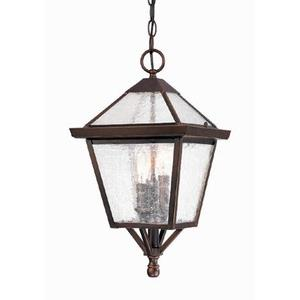 Charleston - Three Light Outdoor Hanging Lantern