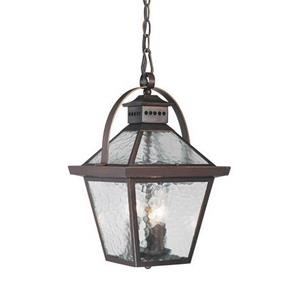 Bay Street - Three Light Outdoor Hanging Lantern