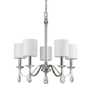 Lily - Five Light Chandelier