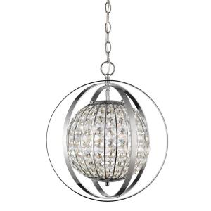 "Olivia - 21"" One Light Pendant"