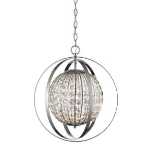 "Olivia - 19"" One Light Pendant"