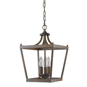 Kennedy - Three Light Pendant