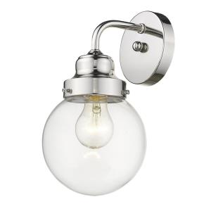 Portsmith 1-Light Sconce