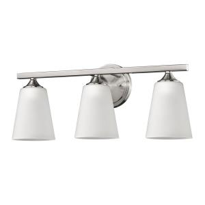 Zoey - Three Light Bath Vanity