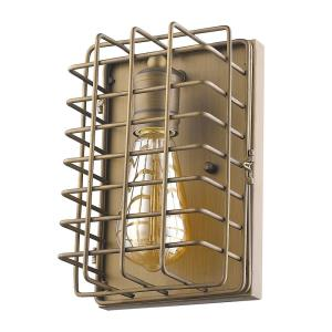 "Lynden - 9"" One Light Wall Sconce"