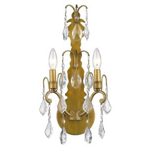 Claire - Two Light Wall Sconce