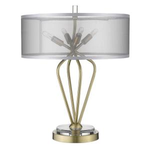 Perret 4-Light Table lamp