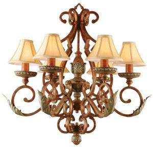 Provencal - Six Light Chandelier