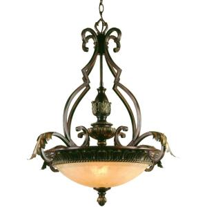 Provencal - Three Light Pendant